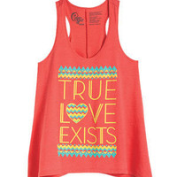True Love Exists Tank