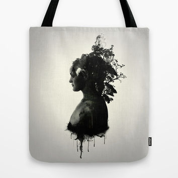 Mother Earth Tote Bag by Nicklas Gustafsson