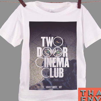 Two Door Cinema Club Kids T Shirt - Punk Rock Music T Shirts