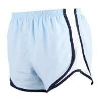 Touch of Europe Shorts Women's Ice with Side Stripe Sport Velocity Shorts