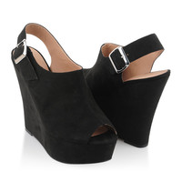 Peep Toe Wedges | FOREVER21 - 2000045137