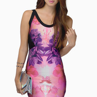 Floral Aftershock Dress $50
