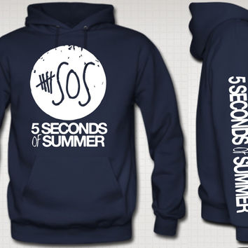 5 Seconds of Summer hoodie - TeeeShop