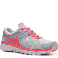 Nike Women's Flex Run Running Shoe Running Athletic Women's Shoes - DSW