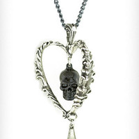 Death of the Heart Necklace | PLASTICLAND