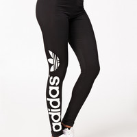 TREFOIL LEGGINGS - Leggings by ADIDAS ORIGINALS