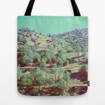 The Hills Tote Bag by DuckyB (Brandi)