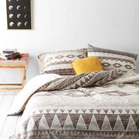 Iveta Abolina for DENY Milky Way Duvet Cover- Black & White