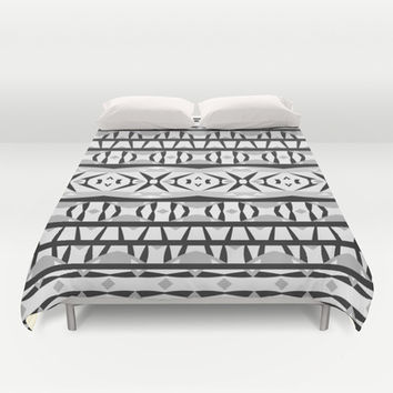 Mix #541 Duvet Cover by Ornaart