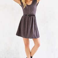 Kimchi Blue Carousel Fit + Flare Sweater Dress - Urban Outfitters