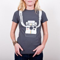 Photojojo's Camera Strap Tee