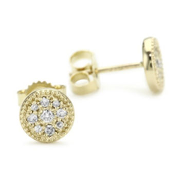 Mizuki Diamond Earrings