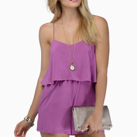 Crosswalk Romper $40