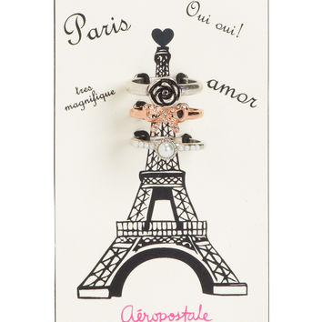 Parisian Ring 3-Pack