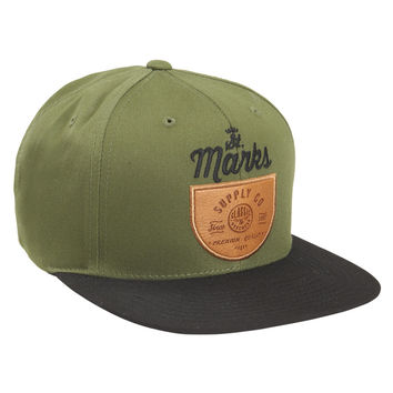 St. Marks Supply Co Snapback Hat