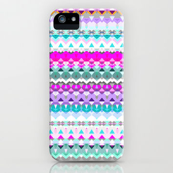 Mix #577 iPhone & iPod Case by Ornaart