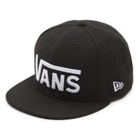 Vans Drop V New Era Hat (Black)