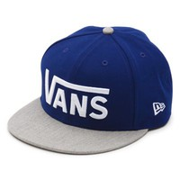 Vans Drop V New Era Hat (Cobalt)