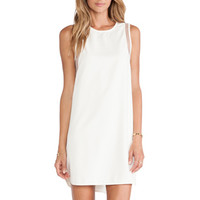 x REVOLVE EXCLUSIVE Shift Dress in White