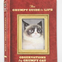 The Grumpy Guide To Life: Observations From Grumpy Cat By Grumpy Cat - Urban Outfitters