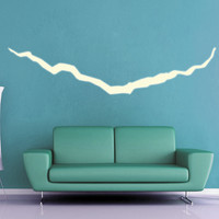 Crack in Time and Space - Doctor Who Wall Decal