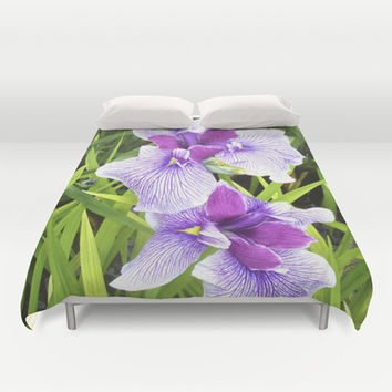 Two Duvet Cover by Hoshizorawomiageteiru | Society6