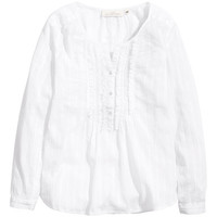 H&M Cotton Blouse $29.95