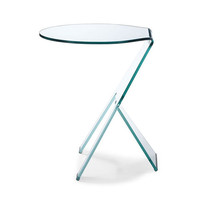 Clarity Side Table