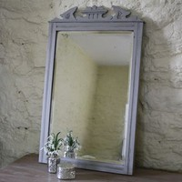 Edwardian Distressed Mirror