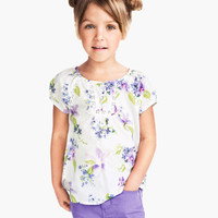 H&M Cotton Blouse $12.95