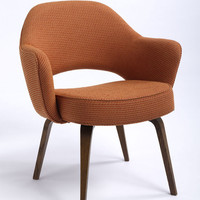 Knoll - Saarinen Executive Armchair 71A at 2Modern
