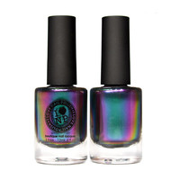 Sirène - Ultra Chrome Duochrome Nail Polish - Green, Blue, Violet, Red, and Gold