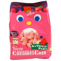 New Products - Tohato - Tohato Mix Berry Caramel Corn 2.64 oz | AsianFoodGrocer.com, Shirataki Noodles, Miso Soup