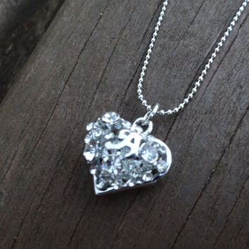 "A Necklace - Alison's Necklace PLL ""A""  - Pretty Little Liars"
