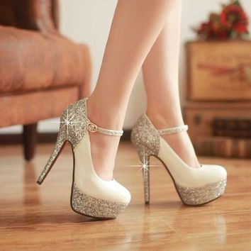Flash High Heels