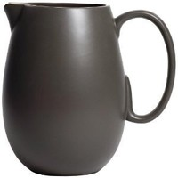 Amazon.com: Vera Wang by Wedgwood Naturals Graphite Large Pitcher: Kitchen & Dining