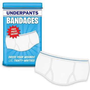 B2 – UNDERPANTS BANDAGES