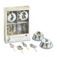 Peter Rabbit Cupcake Decorating Kit $12
