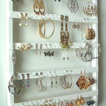 Earring Holder Jewelry Holder 90180 Pairs by JewelryHoldersForYou