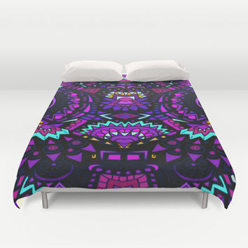 Nightshade Duvet Cover by DuckyB (Brandi)