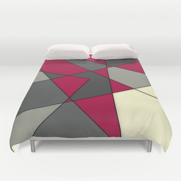 Gloomy Spring Day Duvet Cover by DuckyB (Brandi)