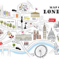 alice tait — Map of London