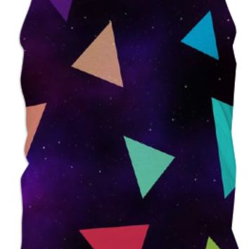 Triangle Space Tank created by duckyb | Print All Over Me