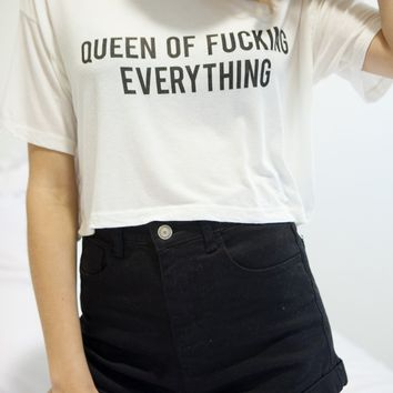TRINA QUEEN OF EVERYTHING TOP