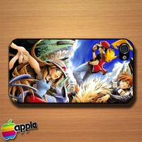 Pokemon Group Custom iPhone 4 or 4S Case Cover | Merchanstore - Accessories on ArtFire