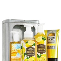 Fresh Picked Tin Gift Set Meyer Lemon