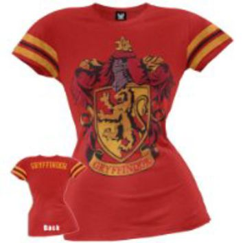 Harry Potter Junior's House Crest Tees