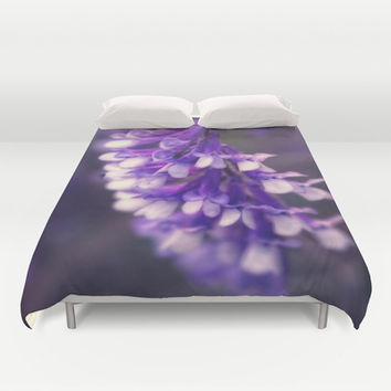 Admiration Duvet Cover by DuckyB (Brandi)