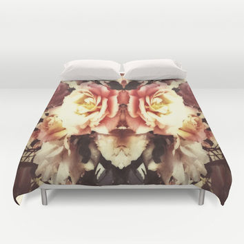 Love Reflected Duvet Cover by DuckyB (Brandi)