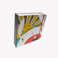 Artist Chubby Book 6-Inch Crowded Teeth Edition | Kidrobot